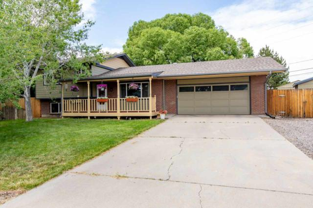 597 1/2 E Valley Drive, Grand Junction, CO 81504 (MLS #20193154) :: The Grand Junction Group with Keller Williams Colorado West LLC