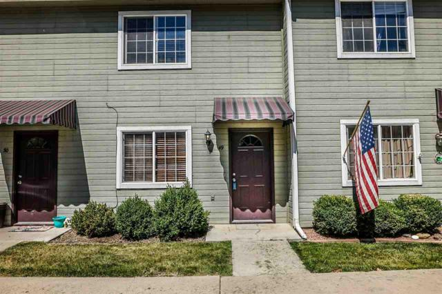 255 Coventry Place #49, Grand Junction, CO 81503 (MLS #20193164) :: The Grand Junction Group with Keller Williams Colorado West LLC
