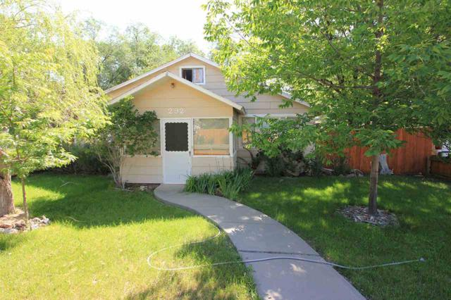 292 27 1/2 Road, Grand Junction, CO 81503 (MLS #20193187) :: The Grand Junction Group with Keller Williams Colorado West LLC