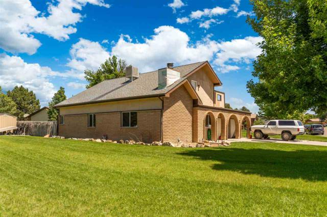 2682 Del Mar Drive, Grand Junction, CO 81506 (MLS #20193209) :: The Christi Reece Group