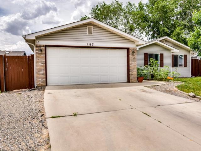497 Ridge Lane, Grand Junction, CO 81504 (MLS #20193230) :: The Christi Reece Group