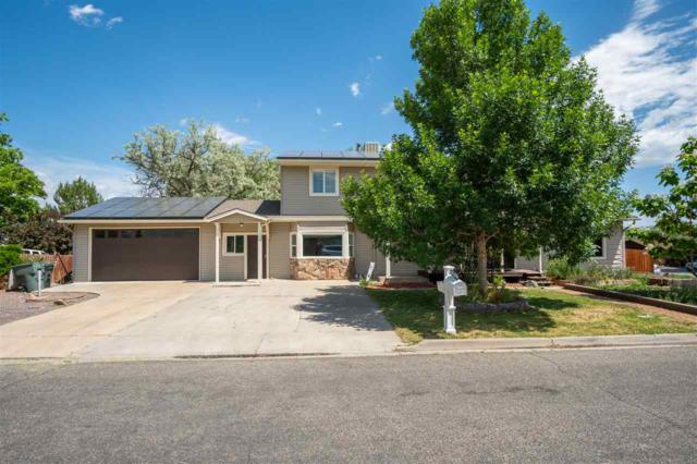 2776 Cheyenne Drive, Grand Junction, CO 81503 (MLS #20193233) :: The Grand Junction Group with Keller Williams Colorado West LLC
