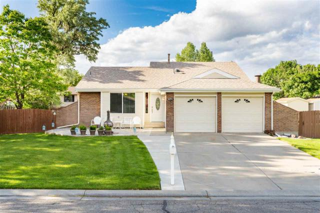 3094 Bookcliff Avenue, Grand Junction, CO 81504 (MLS #20193257) :: The Grand Junction Group with Keller Williams Colorado West LLC