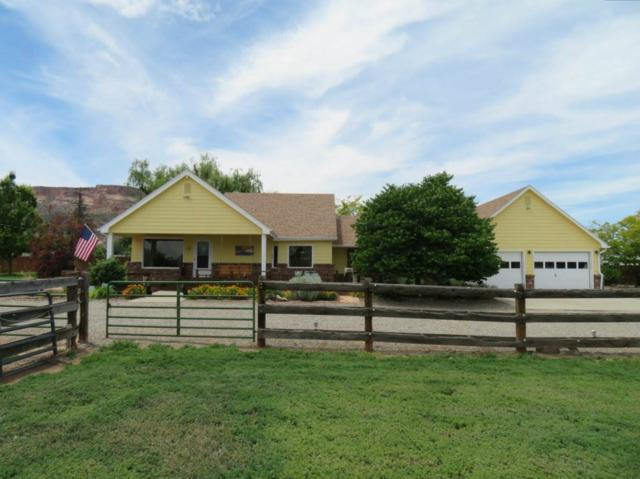 628 20 Road, Grand Junction, CO 81507 (MLS #20193282) :: The Christi Reece Group