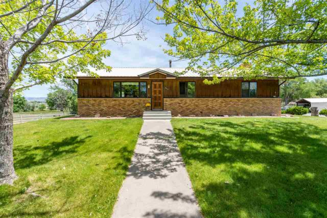 2970 A 1/2 Road, Grand Junction, CO 81503 (MLS #20193291) :: The Grand Junction Group with Keller Williams Colorado West LLC