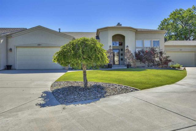 4340 N Club Court A, Grand Junction, CO 81506 (MLS #20193299) :: The Grand Junction Group with Keller Williams Colorado West LLC