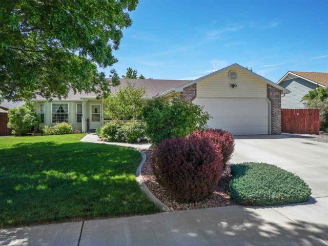 433 Forty Niner Drive, Fruita, CO 81521 (MLS #20193336) :: The Grand Junction Group with Keller Williams Colorado West LLC