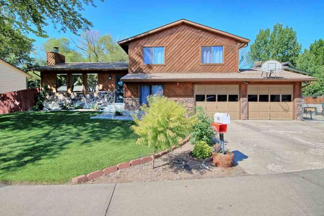 613 E Indian Creek Drive, Grand Junction, CO 81506 (MLS #20193346) :: The Grand Junction Group with Keller Williams Colorado West LLC