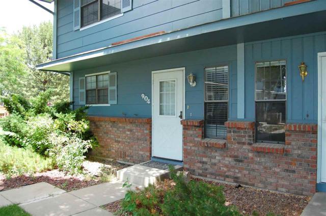 2721 Patterson Road #904, Grand Junction, CO 81506 (MLS #20193354) :: CapRock Real Estate, LLC
