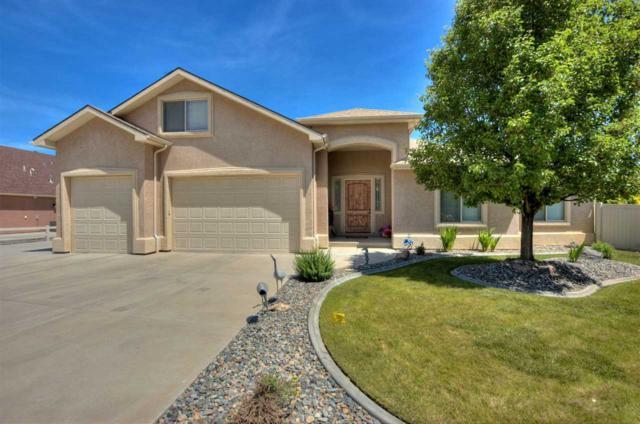 186 Falcon Ridge Drive, Grand Junction, CO 81503 (MLS #20193356) :: CapRock Real Estate, LLC