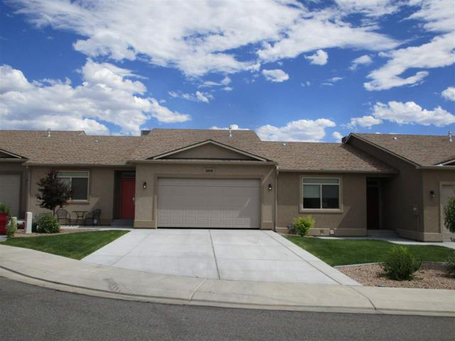 2815 Toltec Court, Grand Junction, CO 81501 (MLS #20193366) :: CapRock Real Estate, LLC
