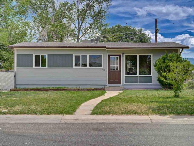 1736 N 26th Street, Grand Junction, CO 81501 (MLS #20193368) :: CapRock Real Estate, LLC