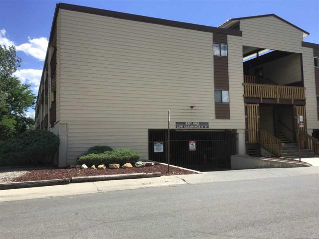 125 Franklin Avenue #105, Grand Junction, CO 81501 (MLS #20193377) :: The Christi Reece Group