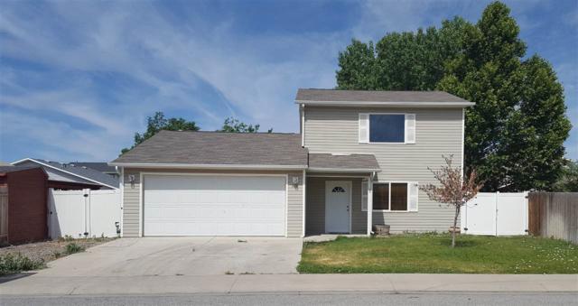 387 Kathleen Circle, Grand Junction, CO 81501 (MLS #20193393) :: The Christi Reece Group
