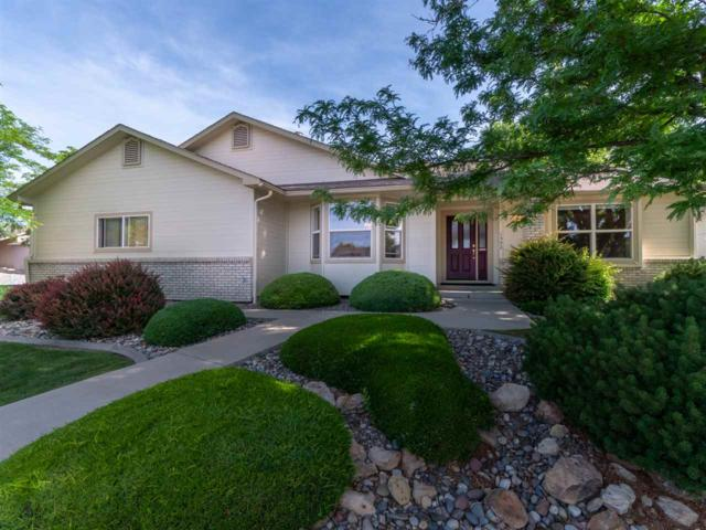 1502 S Ptarmigan Court, Grand Junction, CO 81503 (MLS #20193433) :: The Grand Junction Group with Keller Williams Colorado West LLC