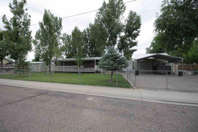 606 E Carolina Avenue, Fruita, CO 81521 (MLS #20193472) :: The Grand Junction Group with Keller Williams Colorado West LLC