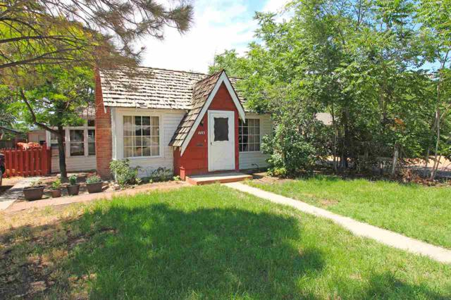 1605 N 7th Street, Grand Junction, CO 81501 (MLS #20193481) :: The Grand Junction Group with Keller Williams Colorado West LLC