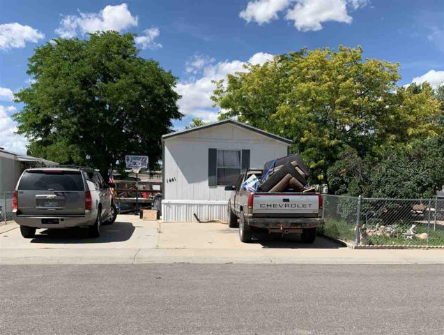 1441 Leo Avenue, Fruita, CO 81521 (MLS #20193493) :: The Christi Reece Group