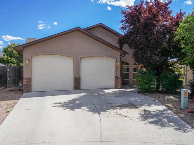 681 Patriot Court, Grand Junction, CO 81505 (MLS #20193506) :: The Grand Junction Group with Keller Williams Colorado West LLC