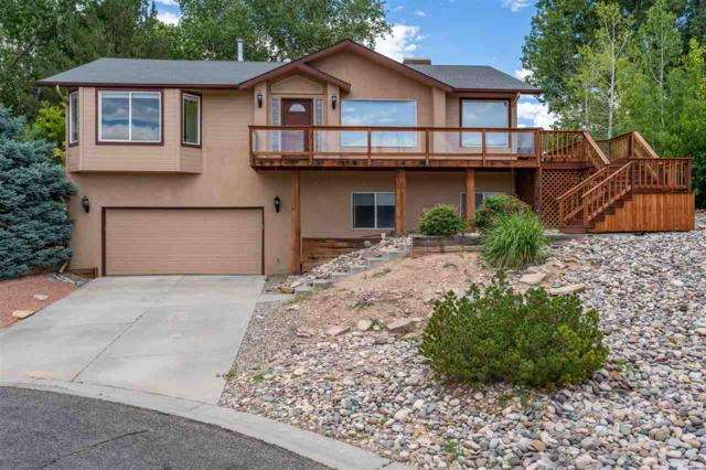 540 Ridgestone Court, Grand Junction, CO 81507 (MLS #20193513) :: The Grand Junction Group with Keller Williams Colorado West LLC