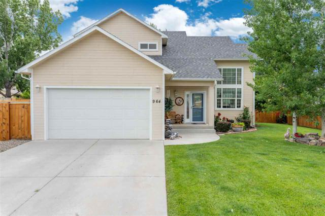964 E Columbine Avenue, Fruita, CO 81521 (MLS #20193520) :: The Grand Junction Group with Keller Williams Colorado West LLC