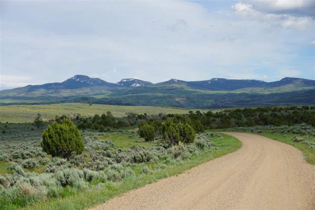TBD County Road 70, Craig, CO 81625 (MLS #20193535) :: The Christi Reece Group