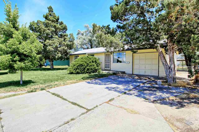 528 N 26th Street, Grand Junction, CO 81501 (MLS #20193536) :: The Grand Junction Group with Keller Williams Colorado West LLC