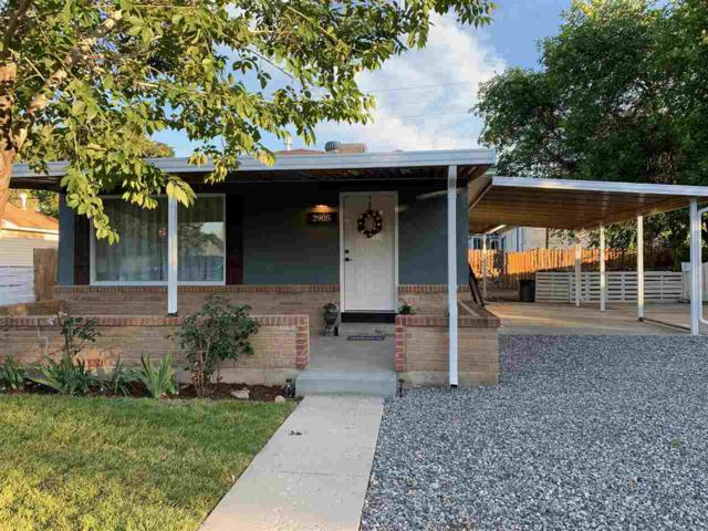 2905 Ronda Lee Road, Grand Junction, CO 81503 (MLS #20193555) :: The Grand Junction Group with Keller Williams Colorado West LLC