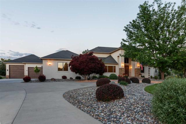 898 Quail Run Drive, Grand Junction, CO 81505 (MLS #20193587) :: The Christi Reece Group