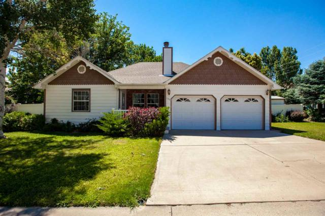 106 Sunset Circle, Palisade, CO 81526 (MLS #20193588) :: The Grand Junction Group with Keller Williams Colorado West LLC