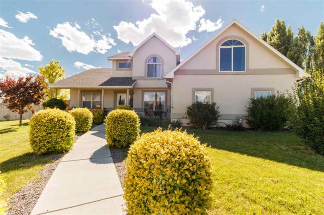 2853 1/2 Vista Mar Drive, Grand Junction, CO 81503 (MLS #20193601) :: CapRock Real Estate, LLC