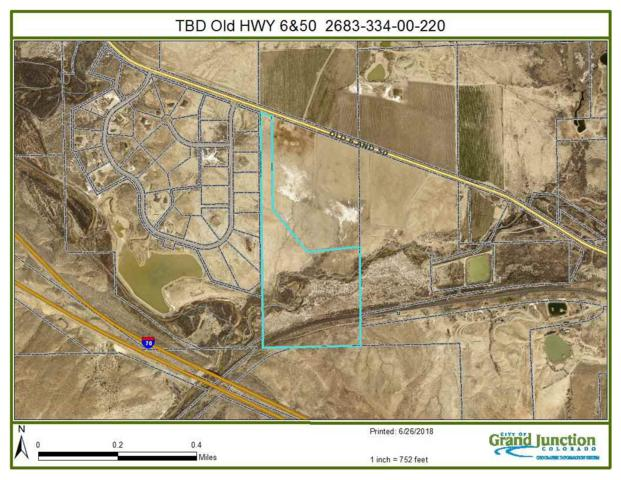 TBD Highway 6&50, Mack, CO 81525 (MLS #20193683) :: The Grand Junction Group with Keller Williams Colorado West LLC