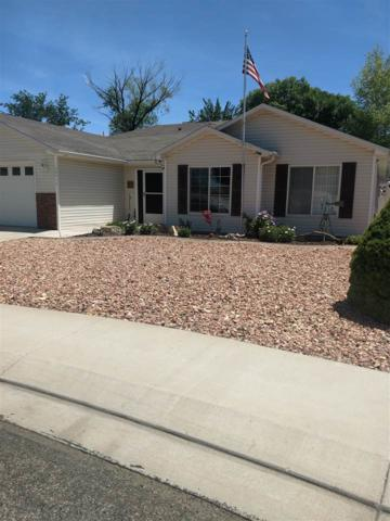 2841 1/2 Maverick Drive, Grand Junction, CO 81503 (MLS #20193697) :: The Christi Reece Group