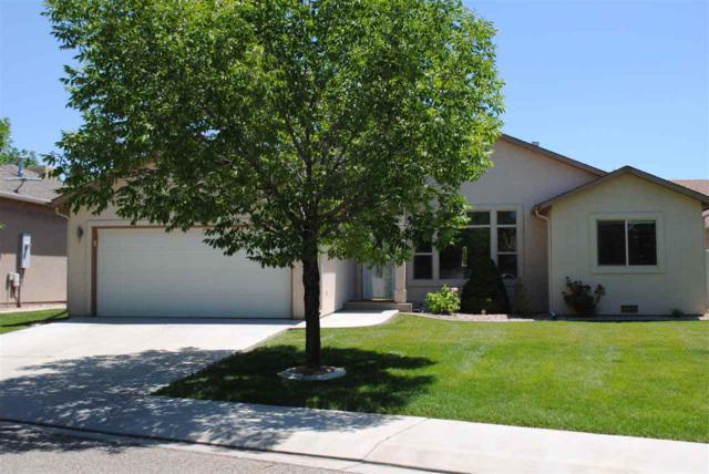 2120 Monument Village Circle, Grand Junction, CO 81507 (MLS #20193698) :: CapRock Real Estate, LLC
