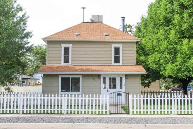 391 W 5th Street, Palisade, CO 81526 (MLS #20193711) :: The Christi Reece Group