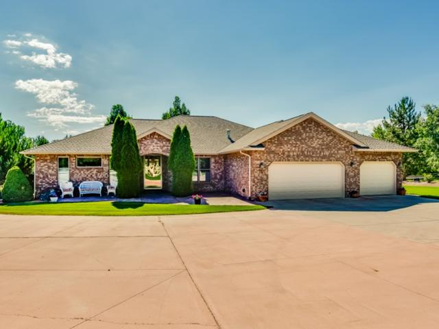 654 Independence Valley Drive, Grand Junction, CO 81507 (MLS #20193798) :: The Christi Reece Group