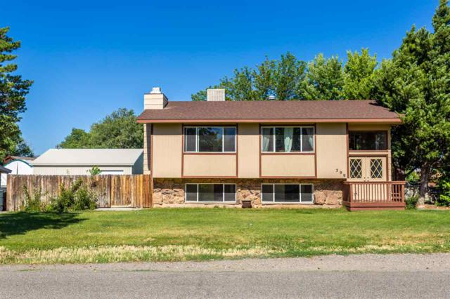 399 Evergreen Road, Grand Junction, CO 81501 (MLS #20193846) :: The Christi Reece Group