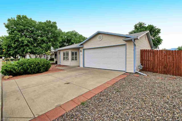 442 Mountainside Lane, Grand Junction, CO 81504 (MLS #20193937) :: CapRock Real Estate, LLC