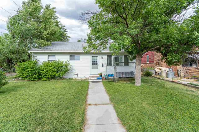 1420 N 17th Street, Grand Junction, CO 81501 (MLS #20193985) :: The Christi Reece Group