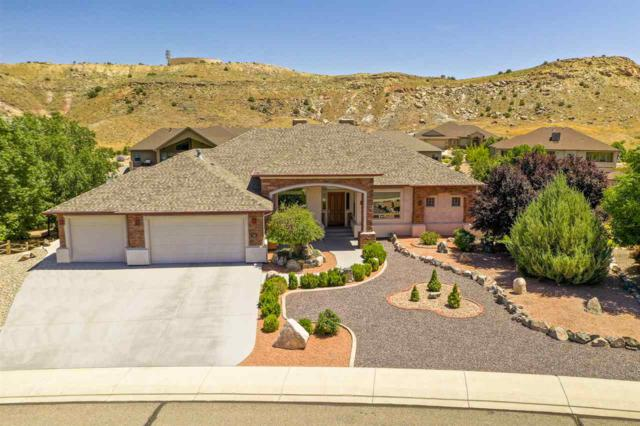 360 Caprock Drive, Grand Junction, CO 81507 (MLS #20193990) :: The Christi Reece Group