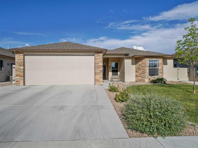 660 Turnberry Court, Grand Junction, CO 81504 (MLS #20193991) :: The Christi Reece Group