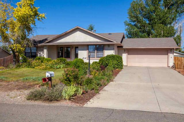 720 Jasmine Lane, Grand Junction, CO 81506 (MLS #20193993) :: CapRock Real Estate, LLC