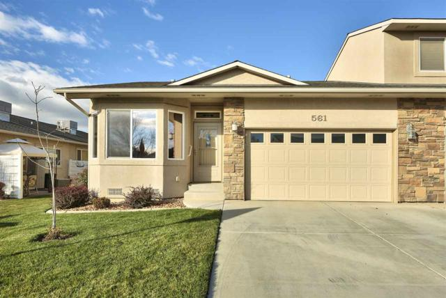 561 Garden Grove Court, Grand Junction, CO 81501 (MLS #20193994) :: The Christi Reece Group