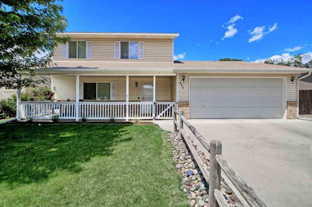 485 Forelle Street, Clifton, CO 81520 (MLS #20194009) :: The Christi Reece Group