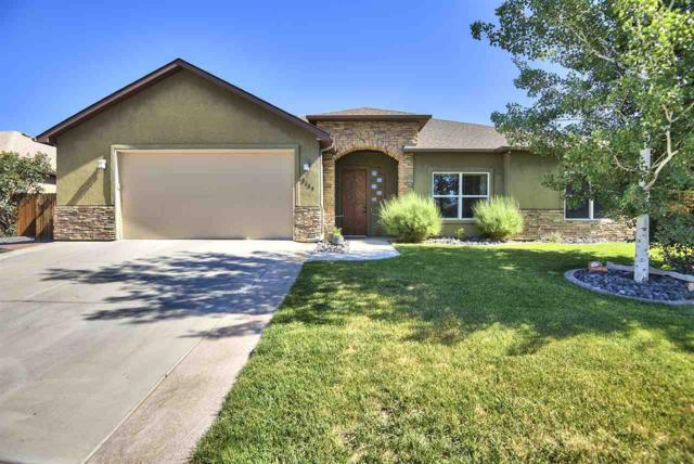 3154 Cross Canyon Lane, Grand Junction, CO 81504 (MLS #20194010) :: The Christi Reece Group