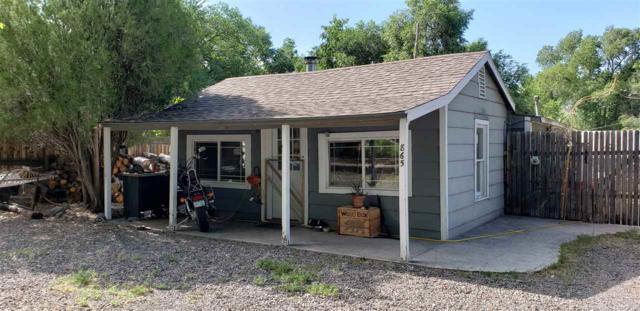 865 W Main Street, Cedaredge, CO 81413 (MLS #20194012) :: The Grand Junction Group with Keller Williams Colorado West LLC