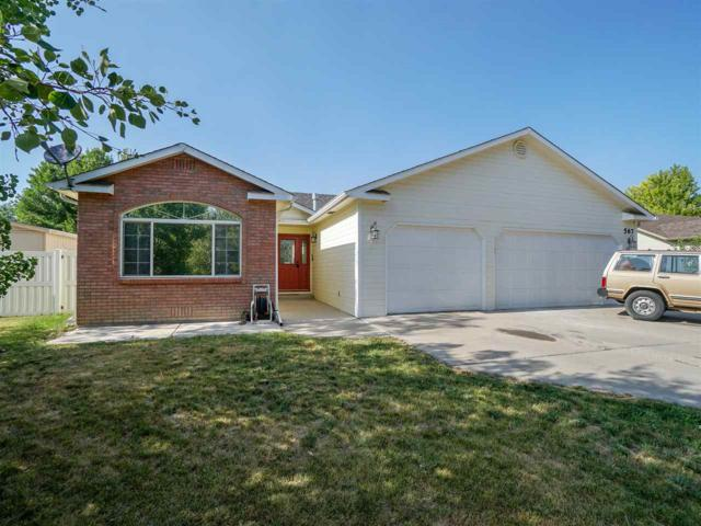 567 Maxwell Drive, Grand Junction, CO 81504 (MLS #20194020) :: The Christi Reece Group