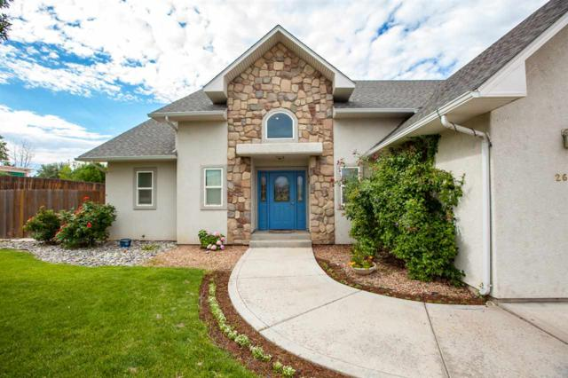 2665 I Road, Grand Junction, CO 81506 (MLS #20194033) :: The Christi Reece Group