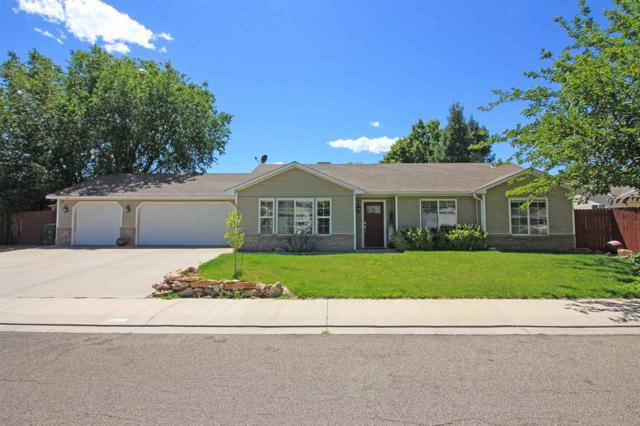 661 Crossing Street, Grand Junction, CO 81505 (MLS #20194037) :: The Christi Reece Group