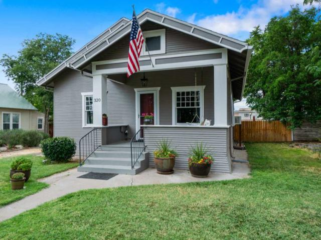 320 Belford Avenue, Grand Junction, CO 81501 (MLS #20194041) :: The Grand Junction Group with Keller Williams Colorado West LLC